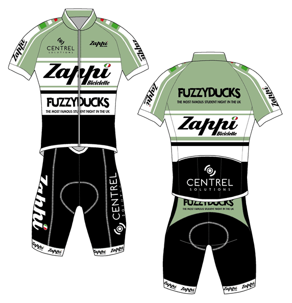Zappi team kit