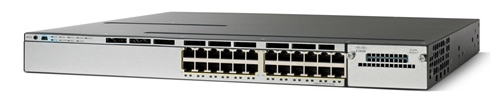Network switch screenshot