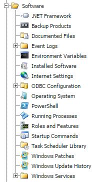 windows machine software