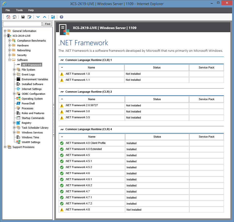 Support Ending for the .NET Framework 4 and